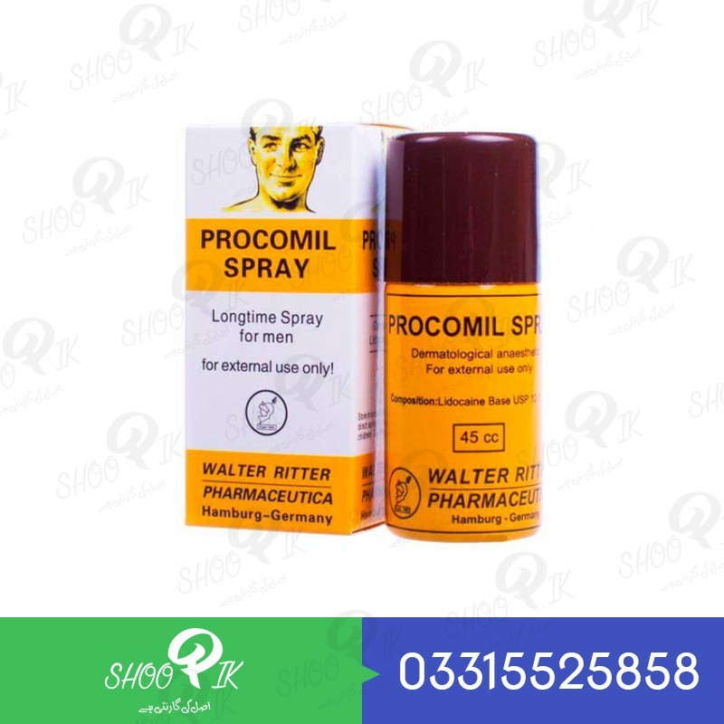 procomil delay spray